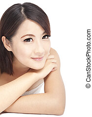 bella donna, asiatico