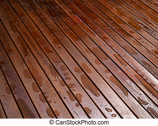 bello, mahogny, pavimento legno duro