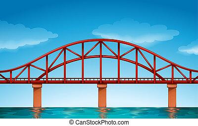 bello, ponte