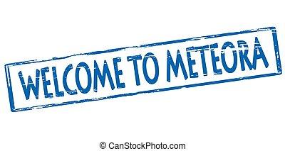 benvenuto, meteora