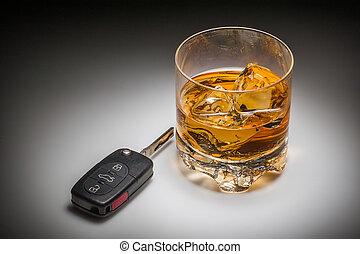 bere, concetto, guida