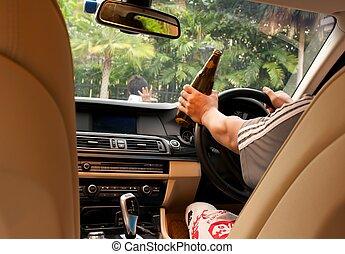 bere, guida