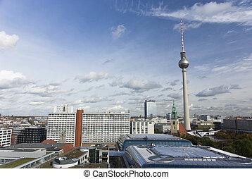 berlino, cityscape