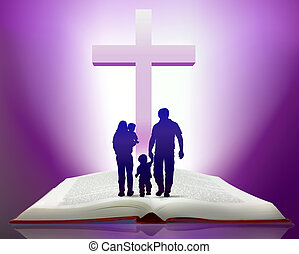 bibbia, famiglia