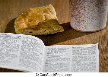 bibbia, santo