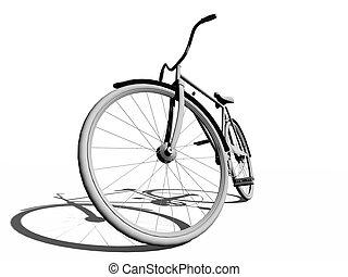 bicicletta, classico
