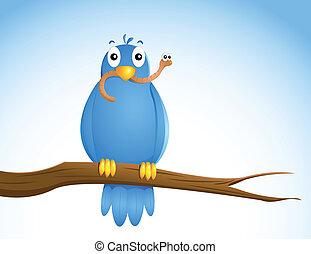 bird...., presto