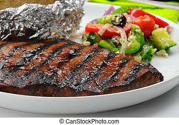 bistecca, succoso