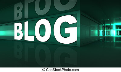 blog, sito web