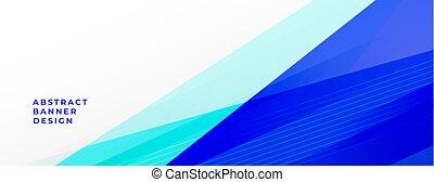 blu, astratto, bandiera, testo, spazio, linee, geometrico