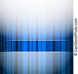 blu, astratto, zebrato, fondo