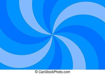 blu, circo, fondo