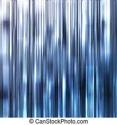 blu, concetto, inverno, luci, vettore, fondo