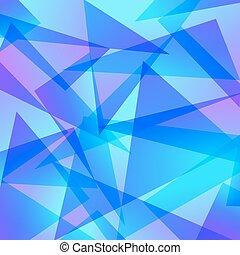 blu, differente, astratto, colori, fondo, fractal, rosso
