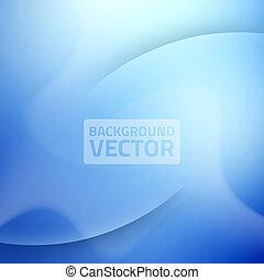 blu, elegante, text., posto, fondo