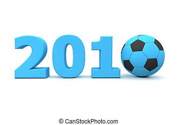 blu, football, -, 2010, anno