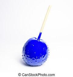 blu, mela, toffee