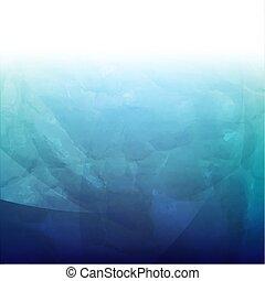 blu, retro, fondo