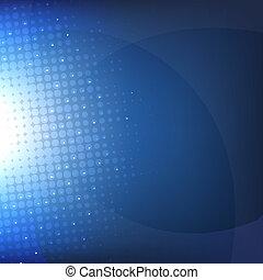 blu scuro, fondo, offuscamento