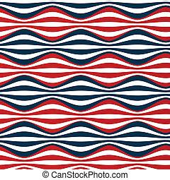 blu, seamless, rosso, zebrato