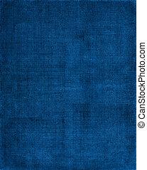 blu, stoffa, fondo