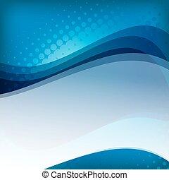 blu, testo, astratto, fondo, spazio