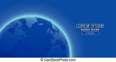 blu, testo, terra, fondo, spazio