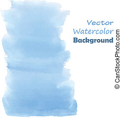 blu, vernice acquarellatura