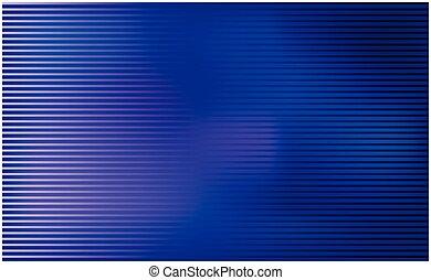 blu, wallpaper., illustration., astratto, vettore, striscia, fondo, orizzontale