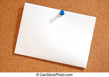 bollettino, carta, foglio, asse, vuoto