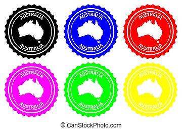 bollo gomma, australia, -