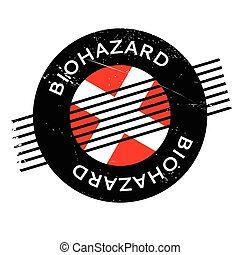 bollo gomma, biohazard