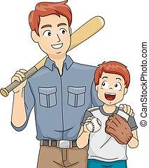 bonding, baseball