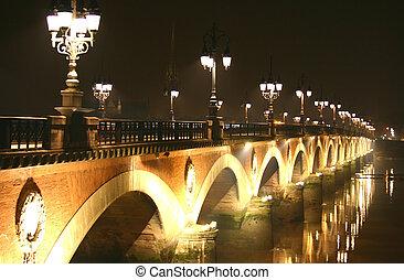 bordeaux, ponte