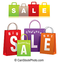 borse, shopping