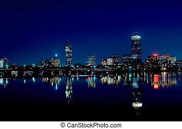boston, 2, orizzonte