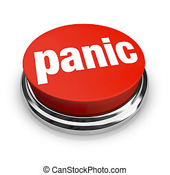 bottone panico, -, rosso