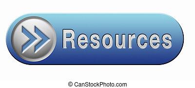 bottone, risorse