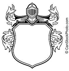 braccia, knight's, cappotto