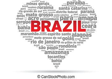 brasile, amore