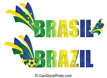 brasile, bandiera