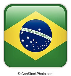 brasile, domanda, smartphone, bandiera