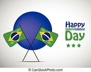 brasile, giorno, indipendenza
