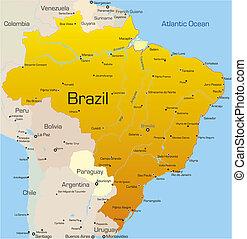 brasile, paese
