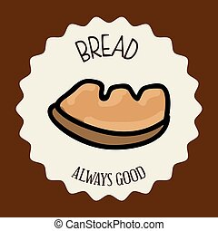 bread, disegno