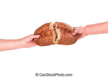 bread, mano