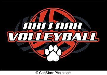 bulldog, pallavolo