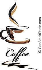caffè, bellezza, tazza