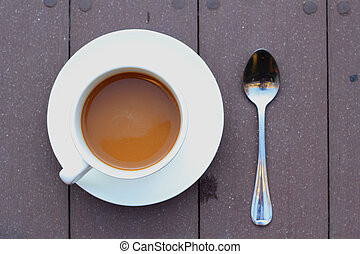 caffè, caldo