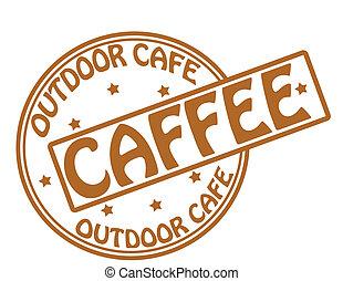 caffè esterno